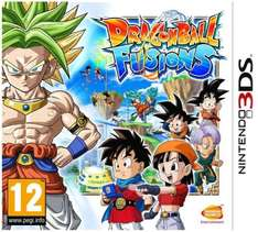[3DS] Dragon Ball: Fusions - Pre-order £25.85 @ Simply Games