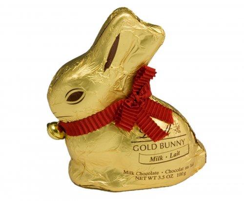 chocolate lindt bunnies, bears and santa 63p Waitrose instore