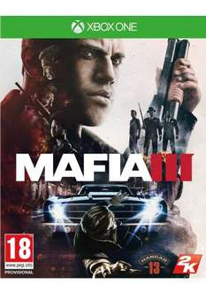 Mafia III - Xbox One and PS4 for £23.85 (Simply Games)