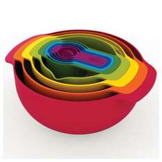 Joseph Joseph Nest 9 plus food preparation £22.50 @ Debenhams - Free c&c