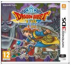 [3DS] Dragon Quest VIII: Journey of the Cursed King - Pre-order £28.99 @ Argos & Amazon UK