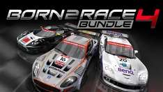 Born 2 Race 4 Bundle - £0.90 with discount code. Available for 48 hours! From Bundle Stars