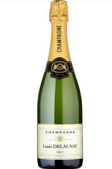 Louis Delaunay CHAMPAGNE 75cl NOW £8 @ tesco ONLINE AND INSTORE