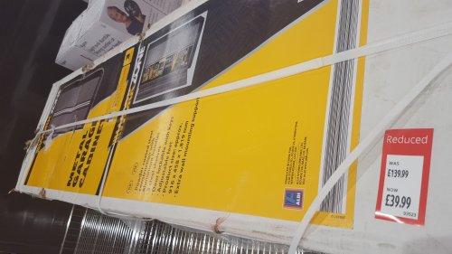 Aldi Metal garage cabinet, Crawley, was £139.99 - £39.99
