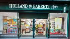Holland & Barrett Penny sale plus 74% of some vitamin instore/online
