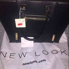 New Look less than half price sale on bags and accessories