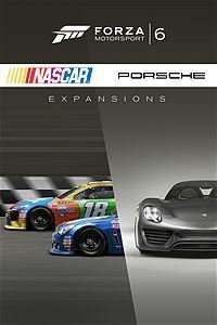 Forza Motorsport 6 [Porsche Expansion] [NASCAR Expansion] £8 Each with Gold @ Microsoft Store