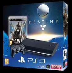 PS3 Console (Destiny pack) - £75 @ Asda instore (found Dundee store)