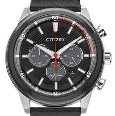 Citizen Eco Drive - £89.99 free delivery (was £249). Offer price ends at midnight today (28/12/16) @ Amazon