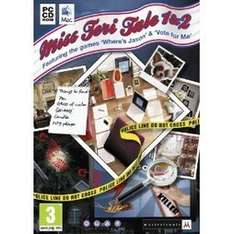 Miss Teri tales 1 and 2 double pack -pc - 49p @ GAME