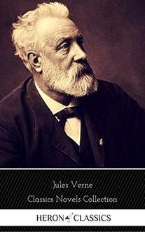 Jules Verne: The Classics 19 Novels Collection  [Included  20,000 Leagues Under the Sea,Around the World in 80 Days,A Journey into the center of the Earth,The Mysterious Island...] Kindle Edition - Free Download @ Amazon
