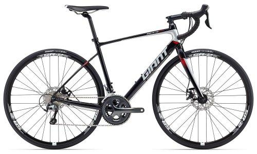 GIANT DEFY 2 DISC 2016 ROAD BIKE BLACK - £599 @ Rutland Cycling