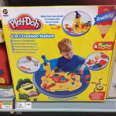 play-doh 4 in 1 creation station @ Asda instore for £7.50