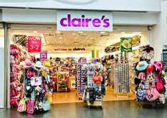5 for £5 at claires accessories gretna gateway