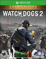 Watch Dogs 2 Gold Edition Xbox One/PS4 Amazon for £45.99