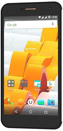Wileyfox Spark X Cyanogen Dual SIM-Free Smartphone - Black at Amazon for £109.99