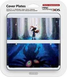 The Legend of Zelda: Majora's Mask - New 3DS Cover Plate - £9.99 @ Argos (Reserve / Fast Track)