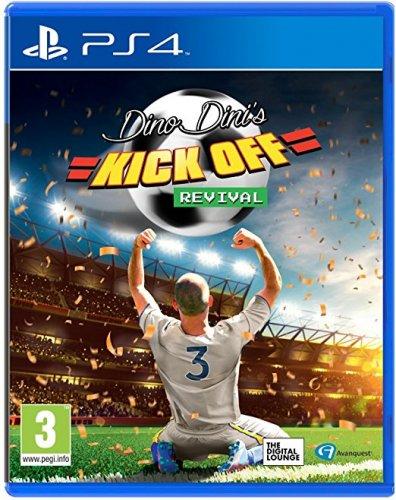 Dino Dini's Kick Off Revival (PS4) @ Amazon £5.00 (Prime or add £1.99)