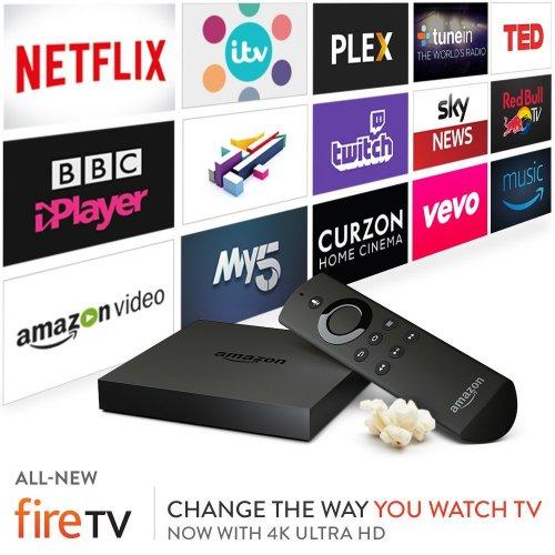 Amazon Fire TV 4K £54.99 student prime members.