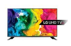 LG 58UH635V Silver -58inch 4K Ultra HD TV, LED, Smart with Freeview HD & Freesat HD , 3 HDMI and 2 USB Ports - £599.99 With Code @ Coop Electical