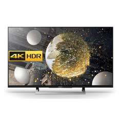 """Sony 49"""" 4K TV at Co-Op Electrical for £579"""