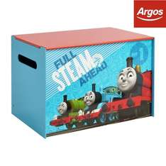 Thomas & Friends wooden toy box now £17.99 delivered, Star wars bb-8 XL droid now £6.99 delivered more in post @ eBay sold by Argos