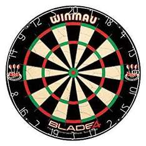 Winmau Blade 4 Bristle Dartboard £29.99  Amazon