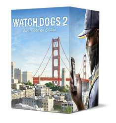 Watch Dogs 2 San Francisco Edition £39.99 PS4/Xbox One @ Amazon