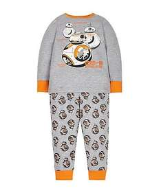 Boys Pyjamas only £3 at Mothercare