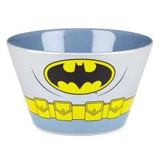 Batman Bowls @ Lakeland, from £9.99 down to £2.99 - plus other Batman goodies