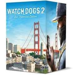 Watch Dogs 2: San Francisco Edition NEW XB1 £39.99 @ Graingergames