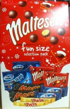 Malteasers Funsize Selection box..50p Tesco Instore