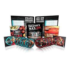 Beachbody sale on Amazon including Insanity Max30 for £56.90 delivered - Sold by Beachbody and Fulfilled by Amazon