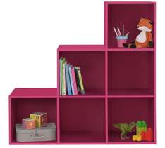 Kids room storage £29.99 - Pink - Argos