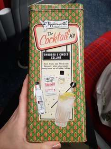 Tipplesworth Travelling cocktails £3.75 @ Waitrose instore