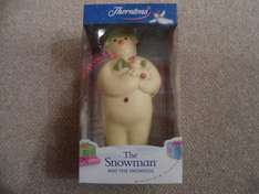 Thorntons The Snowman And Snowdog White Chocolate Figure Was £5 Now £1.25 @ Tesco Instore.