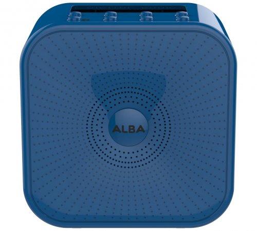 Alba bluetooth DAB radio  / wireless speaker in blue was £39.99 now £17.99 save 55% @ Argos