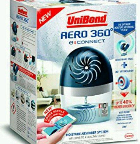 UniBond Aero 360 E-Connect Moisture Absorber £6.99 (Prime) £11.74 non prime @ Amazon