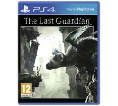 The Last Guardian - £24.99 at Argos