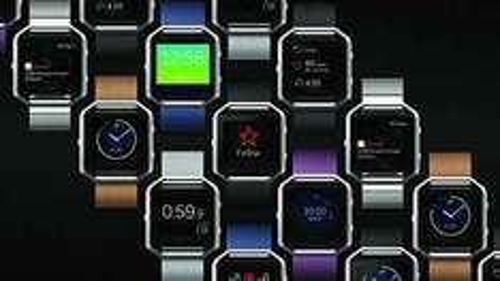 Fitbit Blaze Smart Fitness Watch - 127.99 @ Amazon