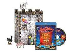 Monty Python and the Holy Grail (40th Anniversary Limited Edition Gift Set) [Blu-ray] £12.99 (Amazon Prime)