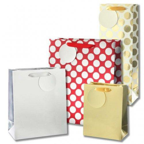 Set of four gift bags £1 at Waitrose