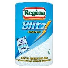Regina Blitz XL kitchen roll  Large 100 sheet rolls x 2 £3 Waitrose