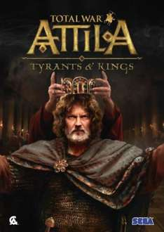 Total War Attila - Tyrants and Kings Limited Edition PC £7.99 cdkeys Charlemagne (extra 5% off with FB code)