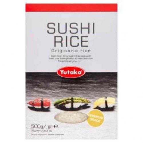 Yutaka Sushi Rice (500g) - £1.00 @ Morrisons (Instore)