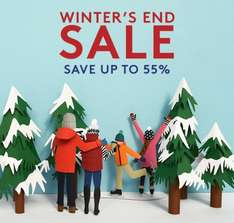 LAND'S END up to 55% off plus 25% with code @ landsend 5.75% TCB