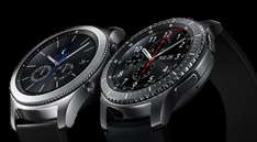 Samsung Gear S3 Frontier/ Classic £261 Delivered (RRP £349) @ Samsung EPP Partners
