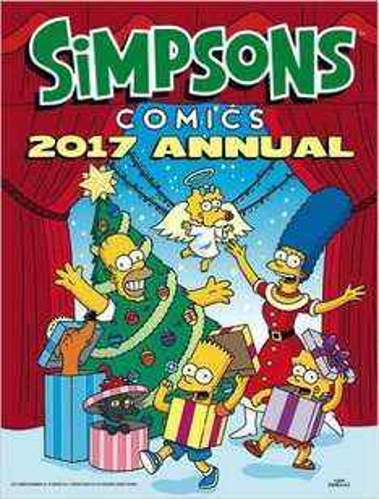 The Simpsons - Annual 2017 99p (Prime) @ Amazon
