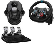 LOGITECH G29/G920 WITH SHIFTER AT CURRYS FOR £149.99 DEAL ENDS TUESDAY
