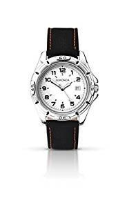 Sekonda Men's Quartz Watch with White Dial Analogue Display Amazon £6.84 Prime